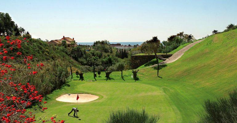 """Villa Padierna Golf Club: Tramores Golf, """"de la escuela a un campo de lujo"""""""