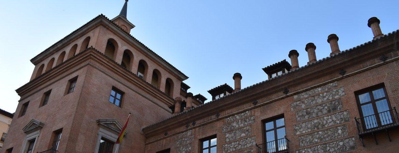 Casa de las Siete Chimeneas de Madrid