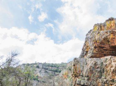 La Cascada de la Cimbarra, un entorno bello e histórico en Jaén