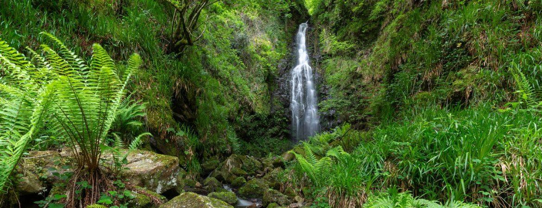 Cascada de Belaustegi, Euskadi
