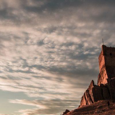 Traición y cisma en el castillo de Atienza   A la sombra de un castillo 1