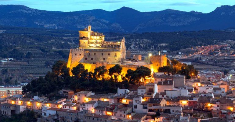 Castillo de Caravaca de la Cruz, leyendas, tradiciones y misterios medievales