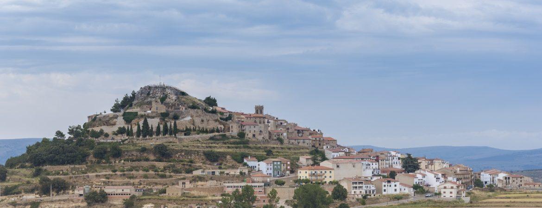 Castillo de Culla, el último capricho templario