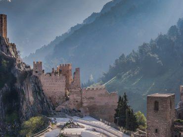 Castillo de la Iruela, la fortaleza inconquistable de Jaén