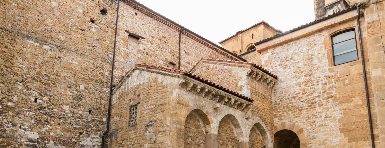 Cámara Santa de la Catedral de Oviedo