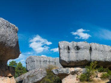 La Ciudad Encantada de Cuenca, un tesoro del fondo del mar