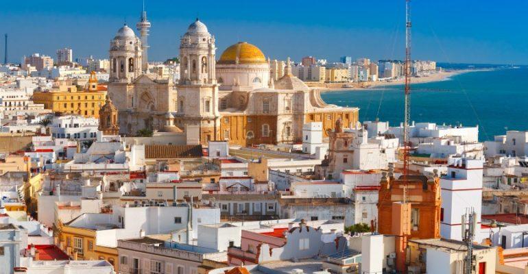 Sobrevolando 5 de las ciudades más antiguas de España