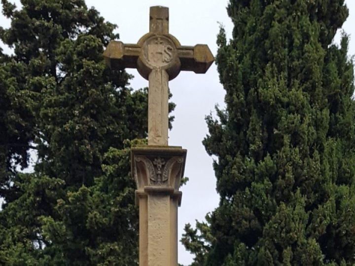 El cementerio de Reus, un fiel reflejo de la historia
