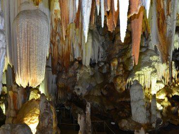 Las Cuevas del Águila: espectaculares y completamente accesibles
