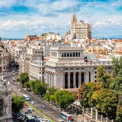 El Banco de España o la embajada de Italia, algunos de los más de 70 edificios que se pueden visitar en la semana de la arquitectura