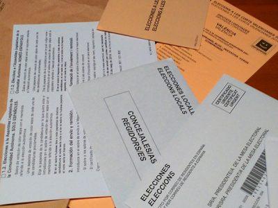 Curiosidades de las elecciones en España