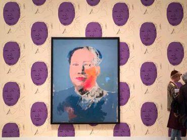 Aterriza en Madrid la exposición Andy Warhol y el arte mecánico