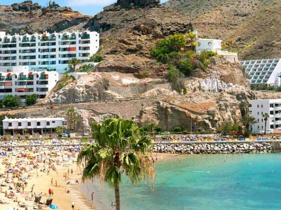 Dormir en Puerto Rico – Gran Canaria