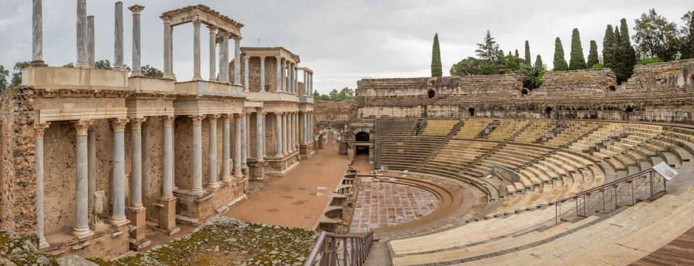 Ruta por la Extremadura romana