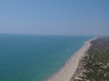 La Flecha del Rompido, un fenómeno único y una playa de ensueño en el Atlántico   El Rincón del Finde: A remojo 12