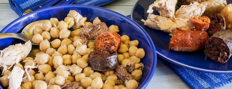 mejor cocido madrileño