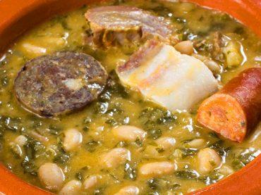 13+1 platos típicos del invierno en España