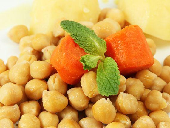 Receta española saludable: Cocido madrileño