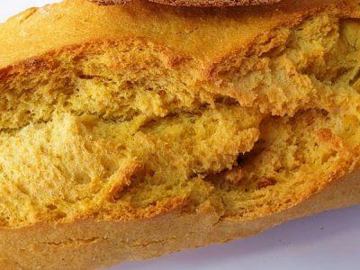 12 días, 12 panes tradicionales: Receta de pan boroña preñado