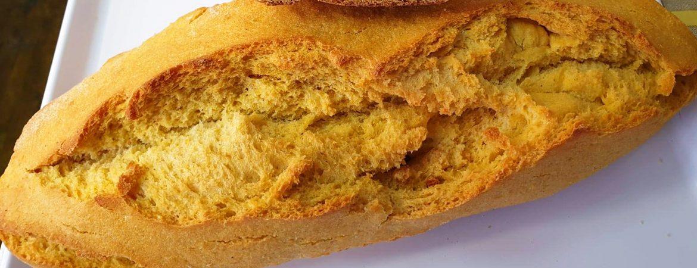 receta de pan boroña preñao
