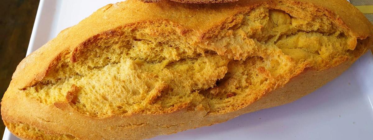 Receta de pan boroña preñado | España Fascinante