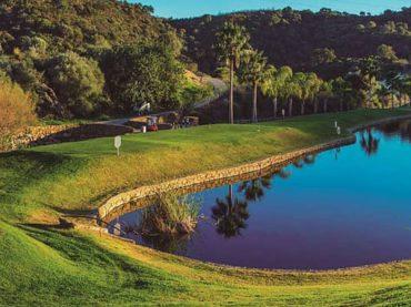 """Villa Padierna Golf Club: Alferini Golf, """"Naturaleza y Competición"""""""
