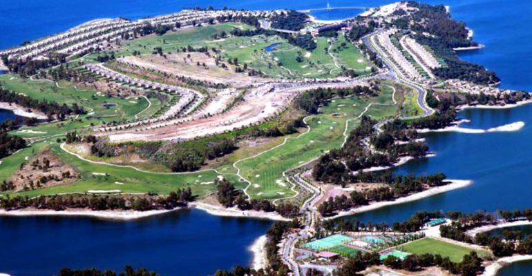 Golf Isla Valdecañas, un sueño hecho realidad
