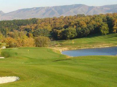 Club de Campo Sojuela, la fusión entre el paisaje y el golf