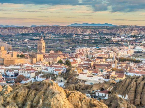Granada fascinante: sus pueblos más bonitos
