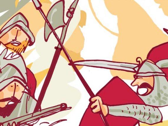 Batalla de Villalar y ejecución de Bravo, Padilla y Maldonado