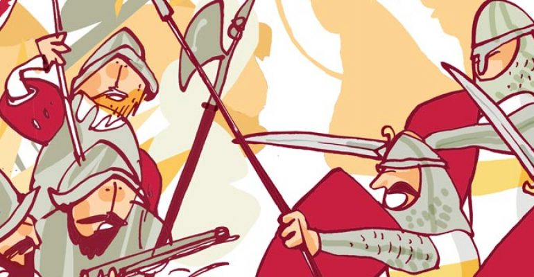 Battle of Villalar and execution of Bravo, Padilla and Maldonado