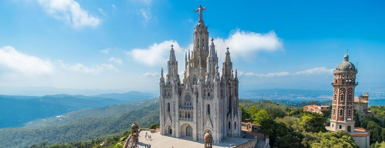 iglesia del tibidabo