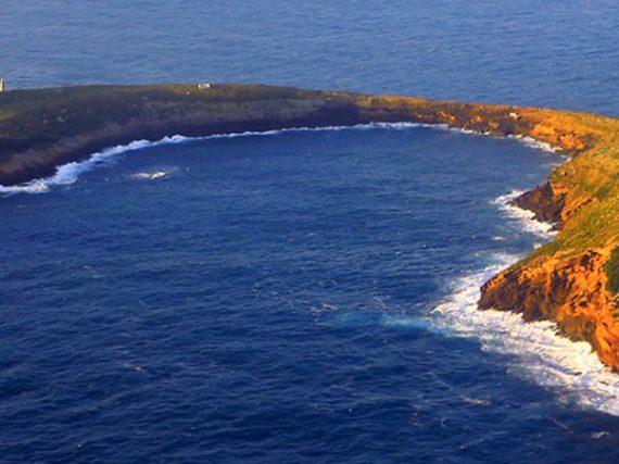 El volcán que se hundió en el mar en Castellón: el paraíso mediterráneo de las Islas Columbretes
