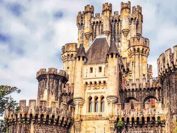 Los castillos medievales más curiosos de España