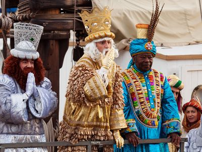 Las Cabalgatas de Reyes en España más espectaculares
