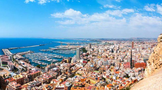 Planes de turismo en Alicante