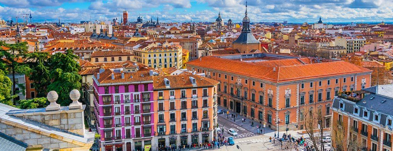 planes gratis en Madrid