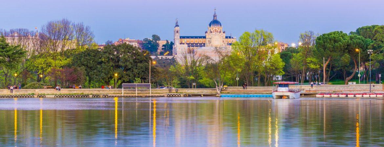 Los mejores lugares al aire libre en Madrid