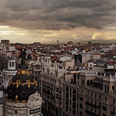 Qué hacer en Madrid un día de lluvia