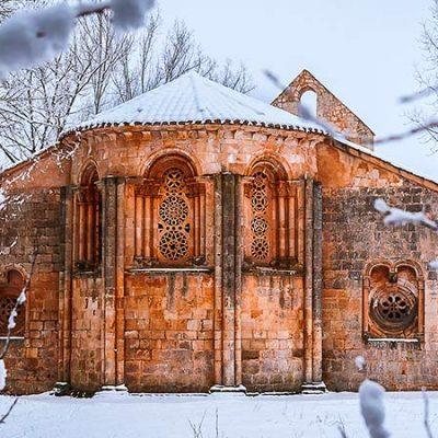 La desconocida ermita de Santa Coloma de Albendiego