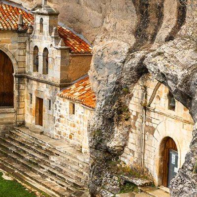 Las ermitas más curiosas de España