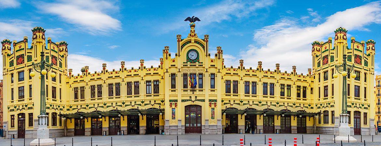 estaciones de tren de España
