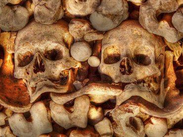 El osario de Wamba: miles de huesos y calaveras en el corazón de Castilla