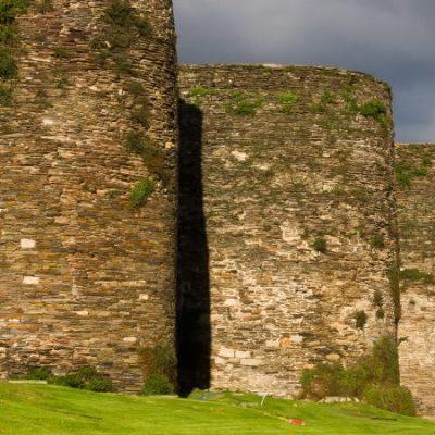 La Muralla romana de Lugo es la mejor conservada del mundo