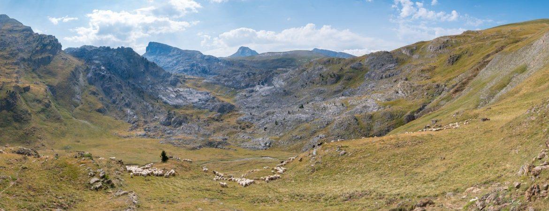 Mesa de los Tres Reyes, el pico más alto de Navarra