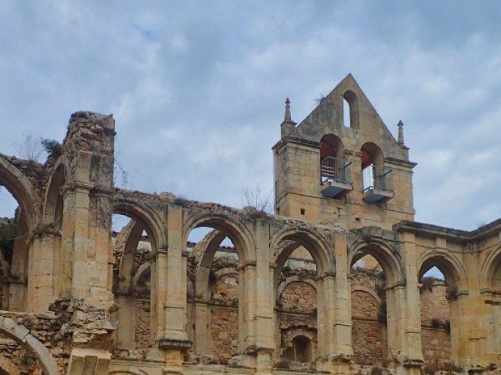 Monasterio de Santa María de Rioseco: sus orígenes y su discurrir junto al Ebro