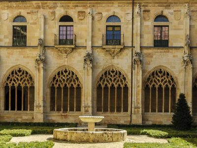 Monasterio de San Salvador de Oña, una joya del año 1011
