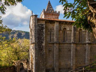 Monasterio de Santa Cristina de Ribas de Sil, el corazón de la Ribeira Sacra | El Rincón del Finde