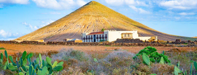 Montaña mágica de Tindaya