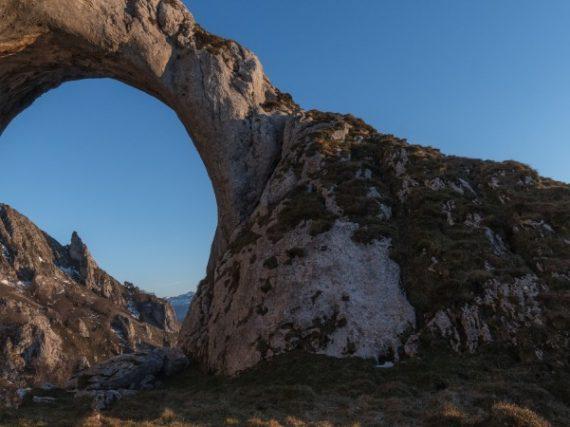 Ruta hacia un Ojo de Buey para contemplar el cielo de Asturias